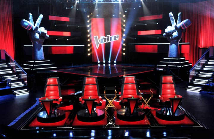 the voice of italy 5